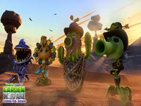 Plants VS Zombies Garden Warfare wallpaper 1