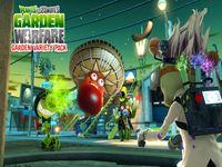 Plants VS Zombies Garden Warfare wallpaper 2
