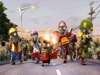 Plants VS Zombies Garden Warfare wallpaper 3