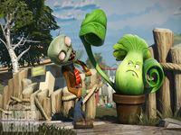 Plants VS Zombies Garden Warfare wallpaper 6