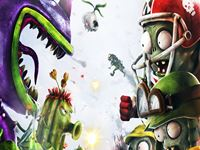 Plants VS Zombies Garden Warfare wallpaper 8