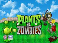 Plants vs Zombies wallpaper 3