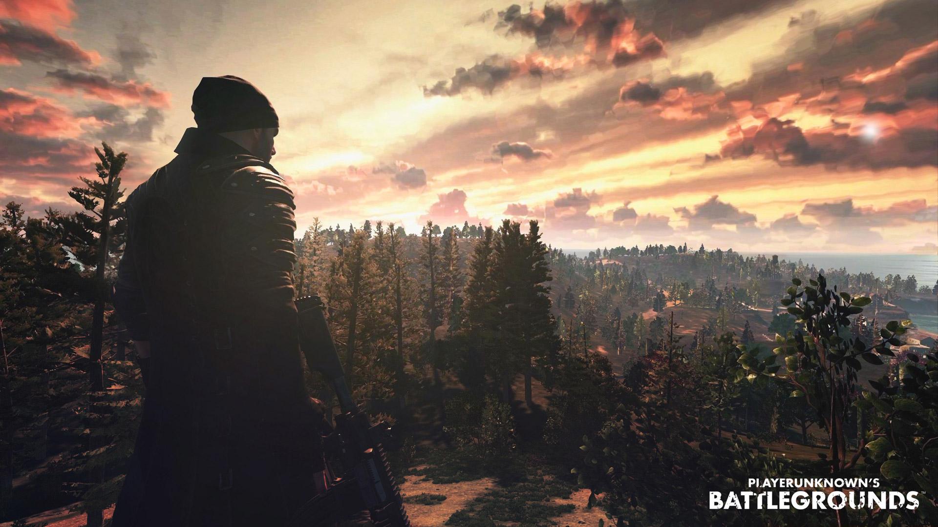 Playerunknowns Battlegrounds background 5