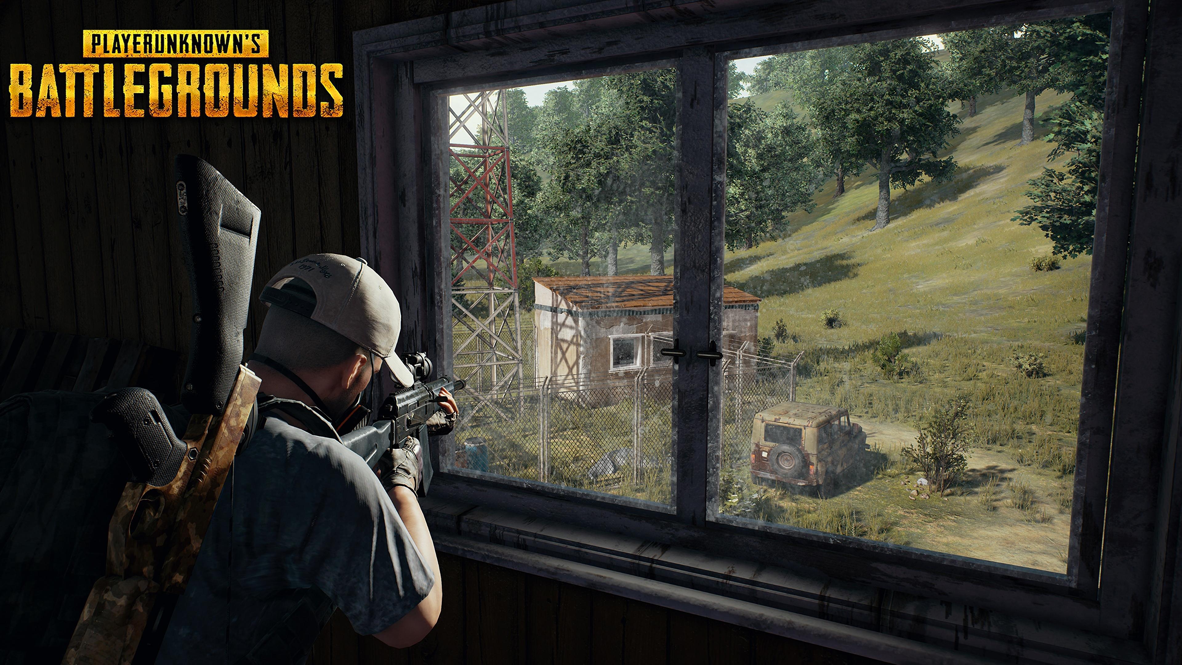 Pubg Playerunknowns Battlegrounds Background 24