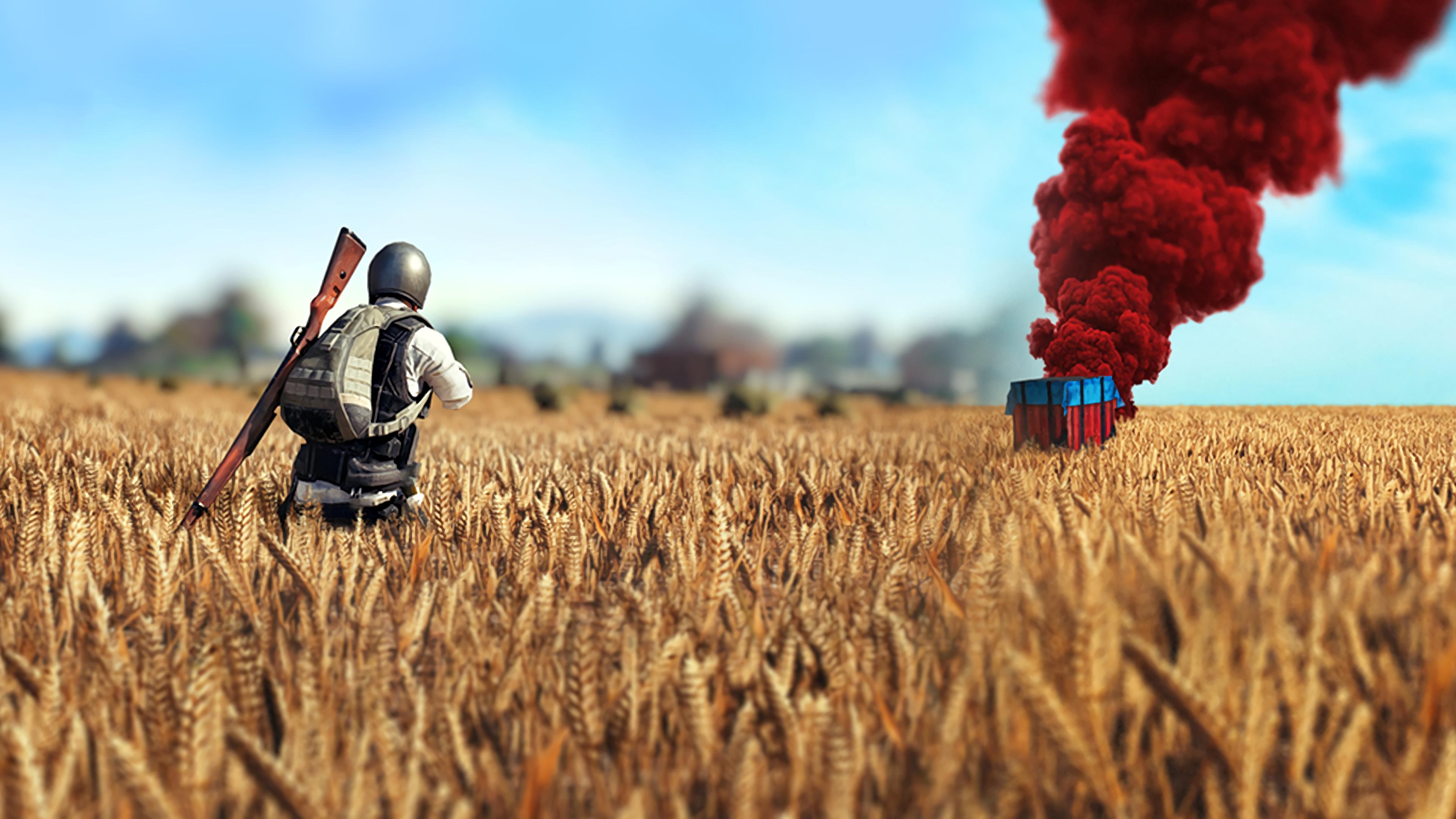 Pubg Playerunknowns Battlegrounds Background 3