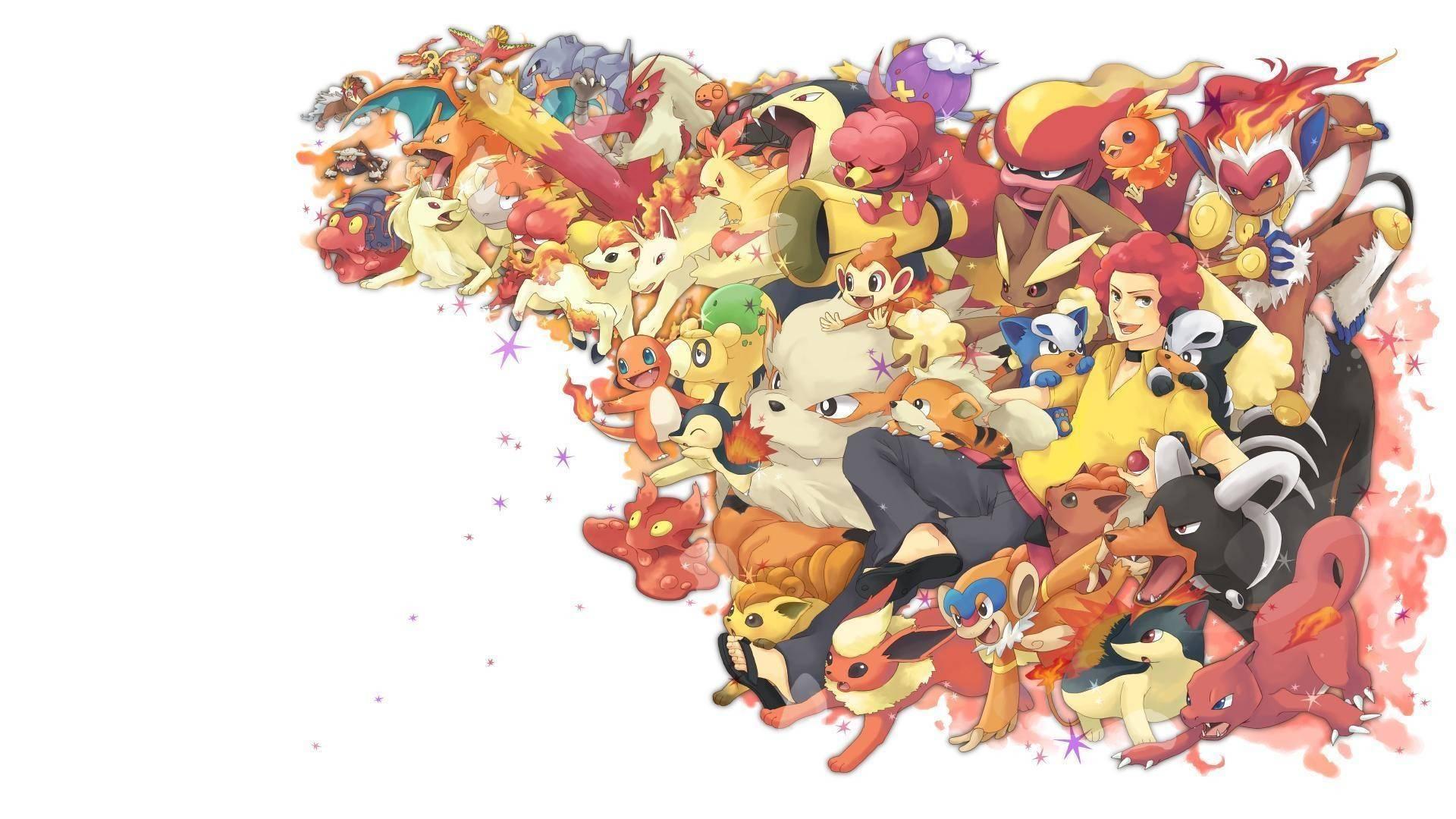 Pokemon wallpaper 46