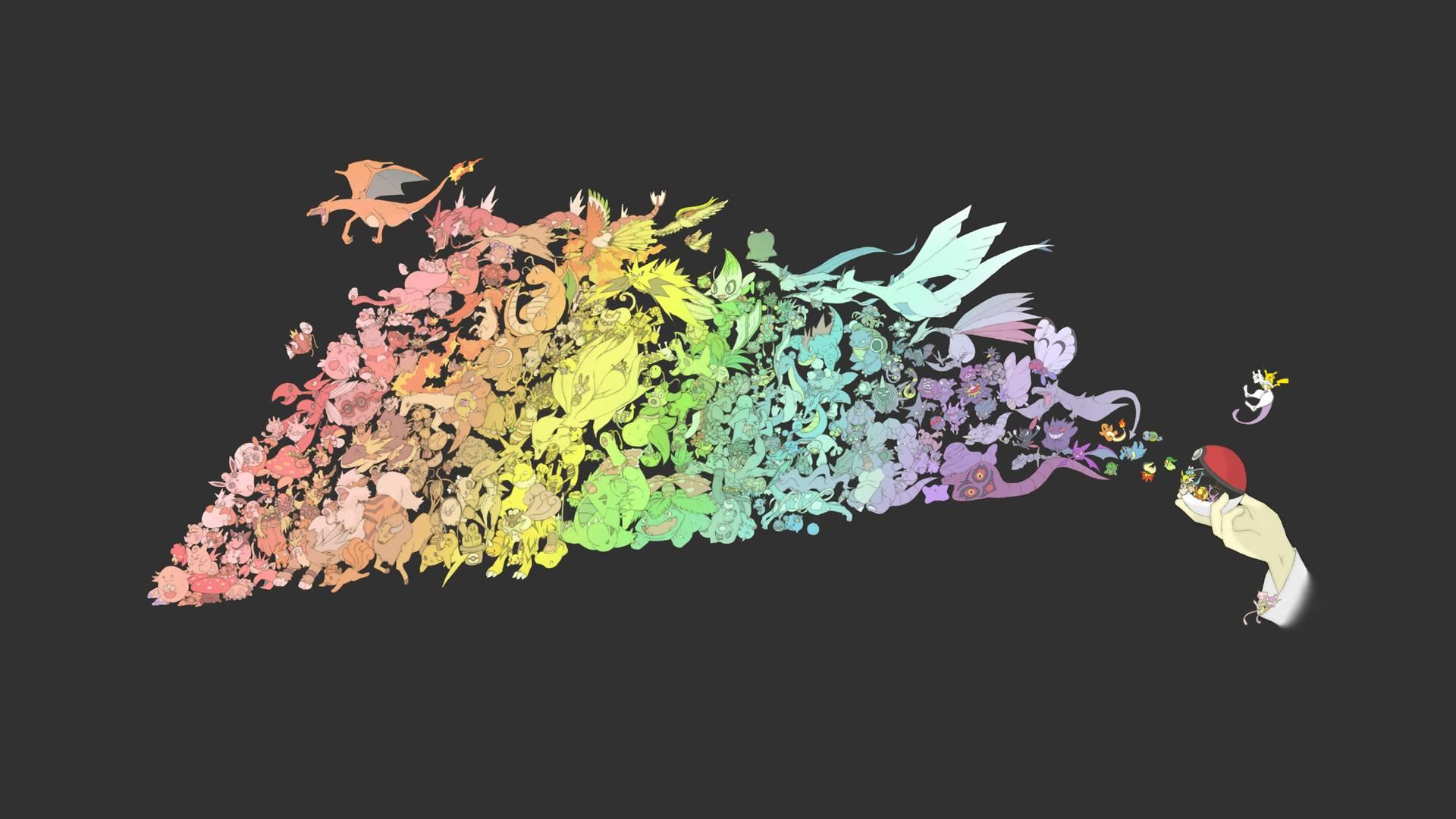 Pokemon wallpaper 49