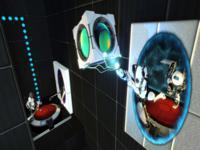Portal 2 wallpaper 12