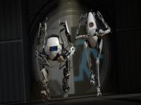 Portal 2 wallpaper 2