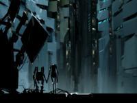 Portal 2 wallpaper 7