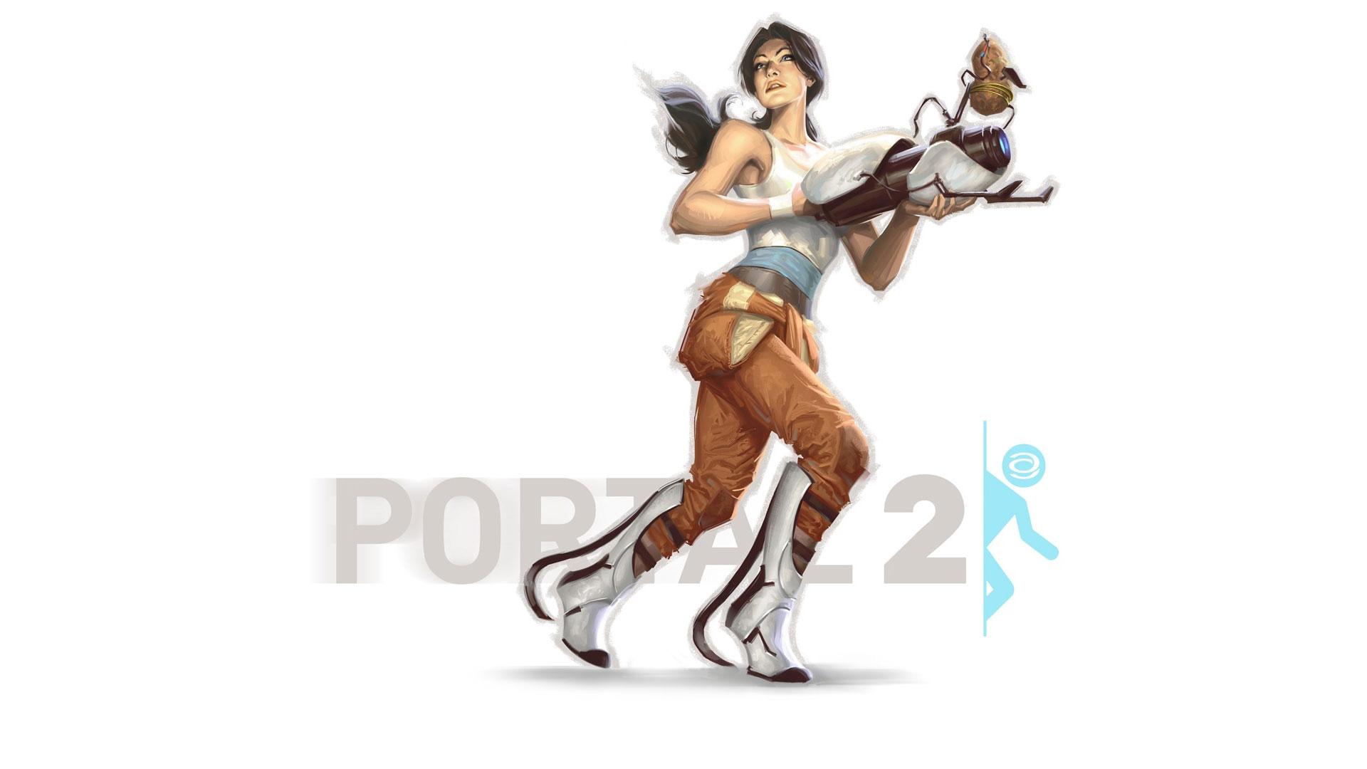 Portal 2 wallpaper 13