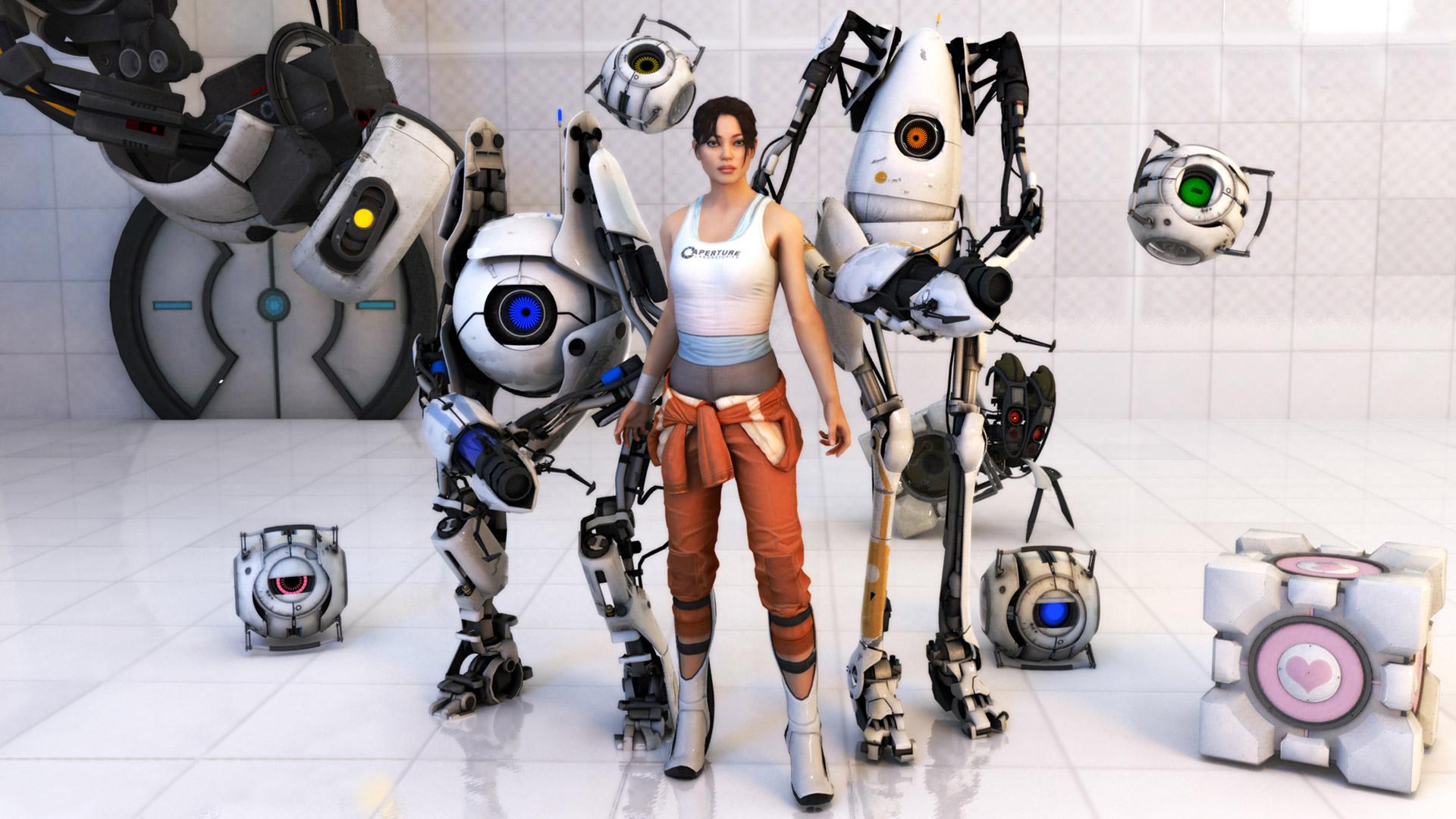 Portal 2 wallpaper 6