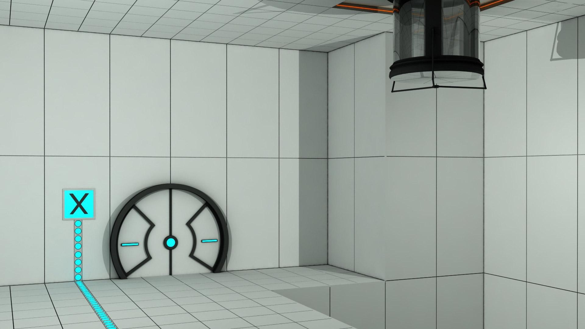 Portal wallpaper 2
