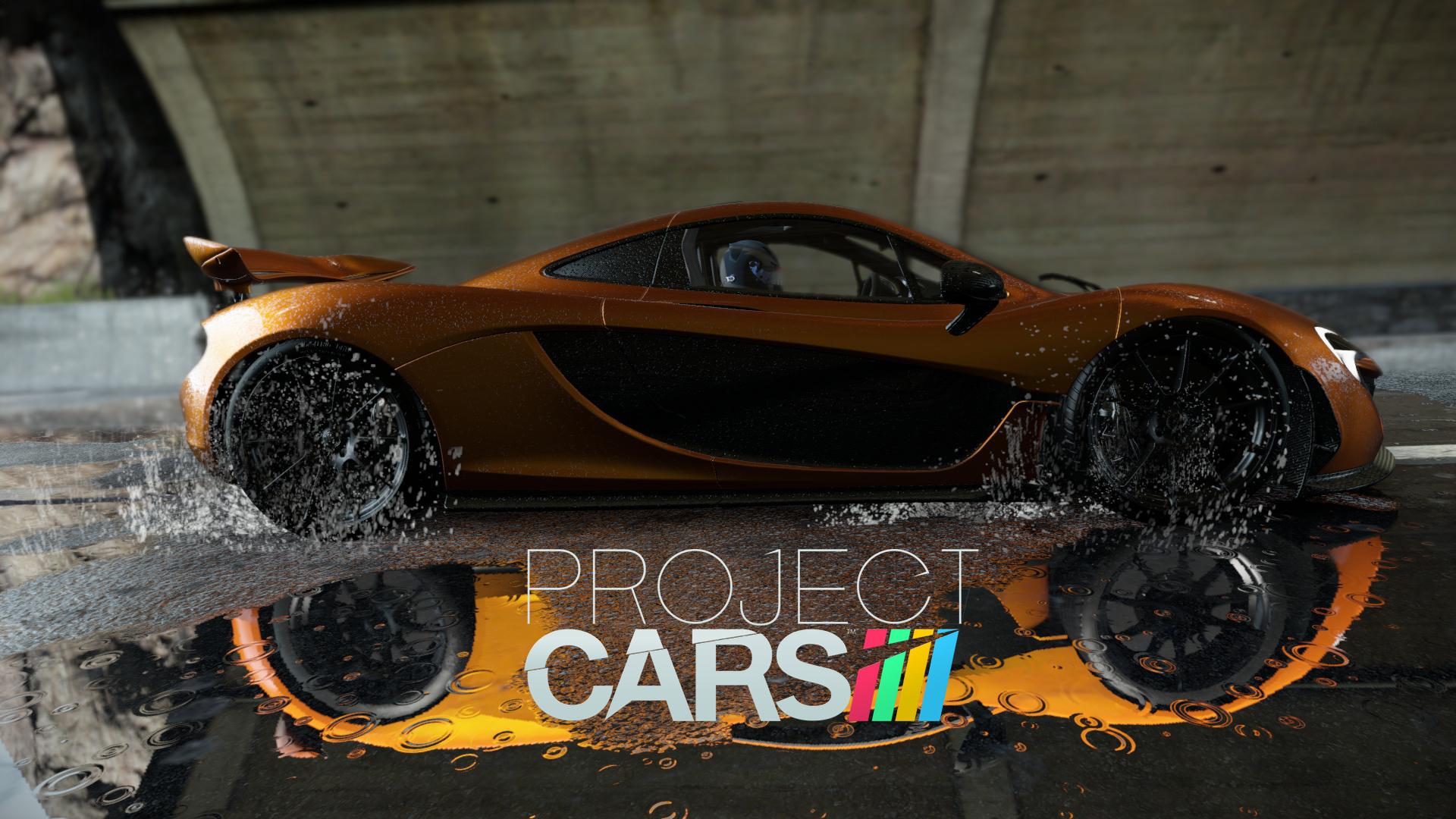Project Cars wallpaper 3