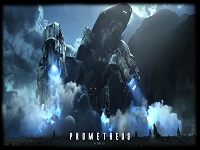 Prometheus wallpaper 8