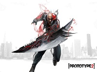 Prototype 2 wallpaper 13