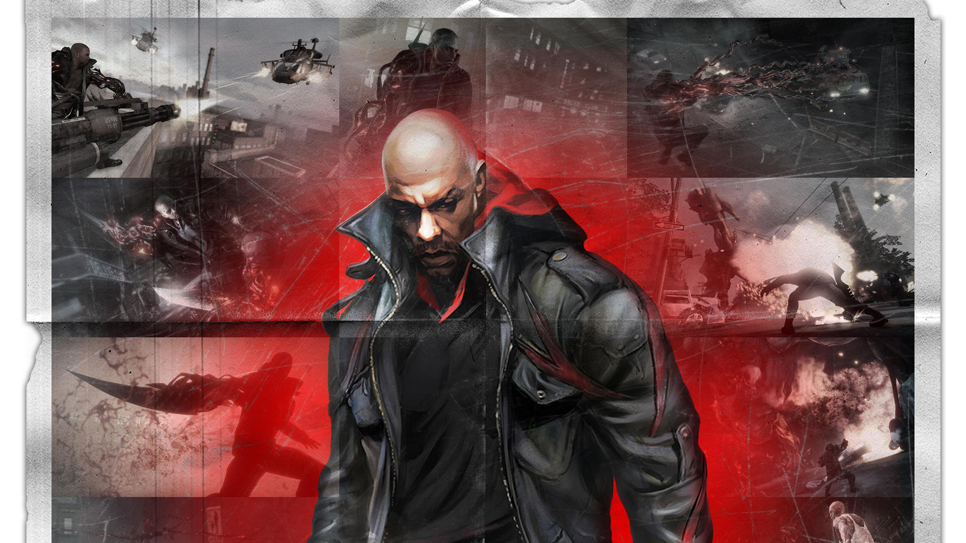 prototype 2 wallpaper 7 | wallpapersbq