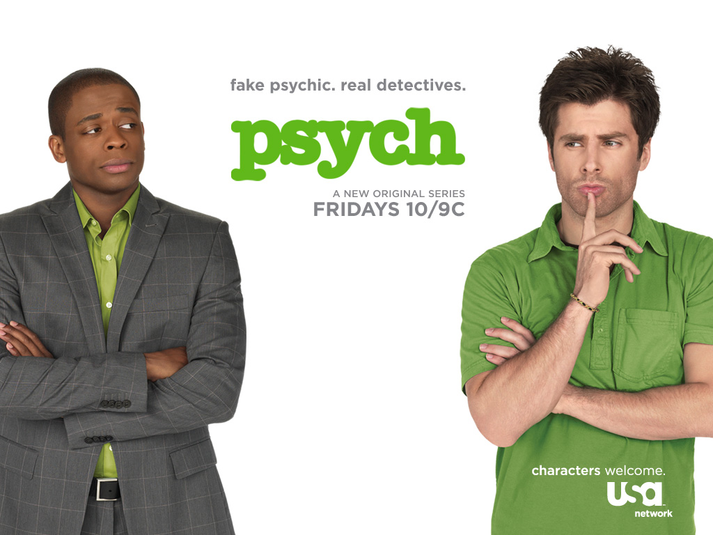 Psych wallpaper 7
