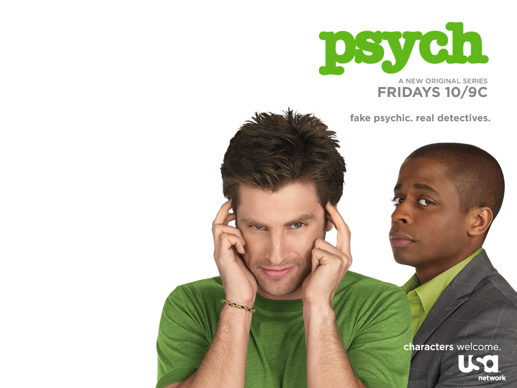 Psych wallpaper 8