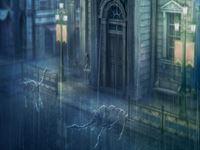 Rain wallpaper 3