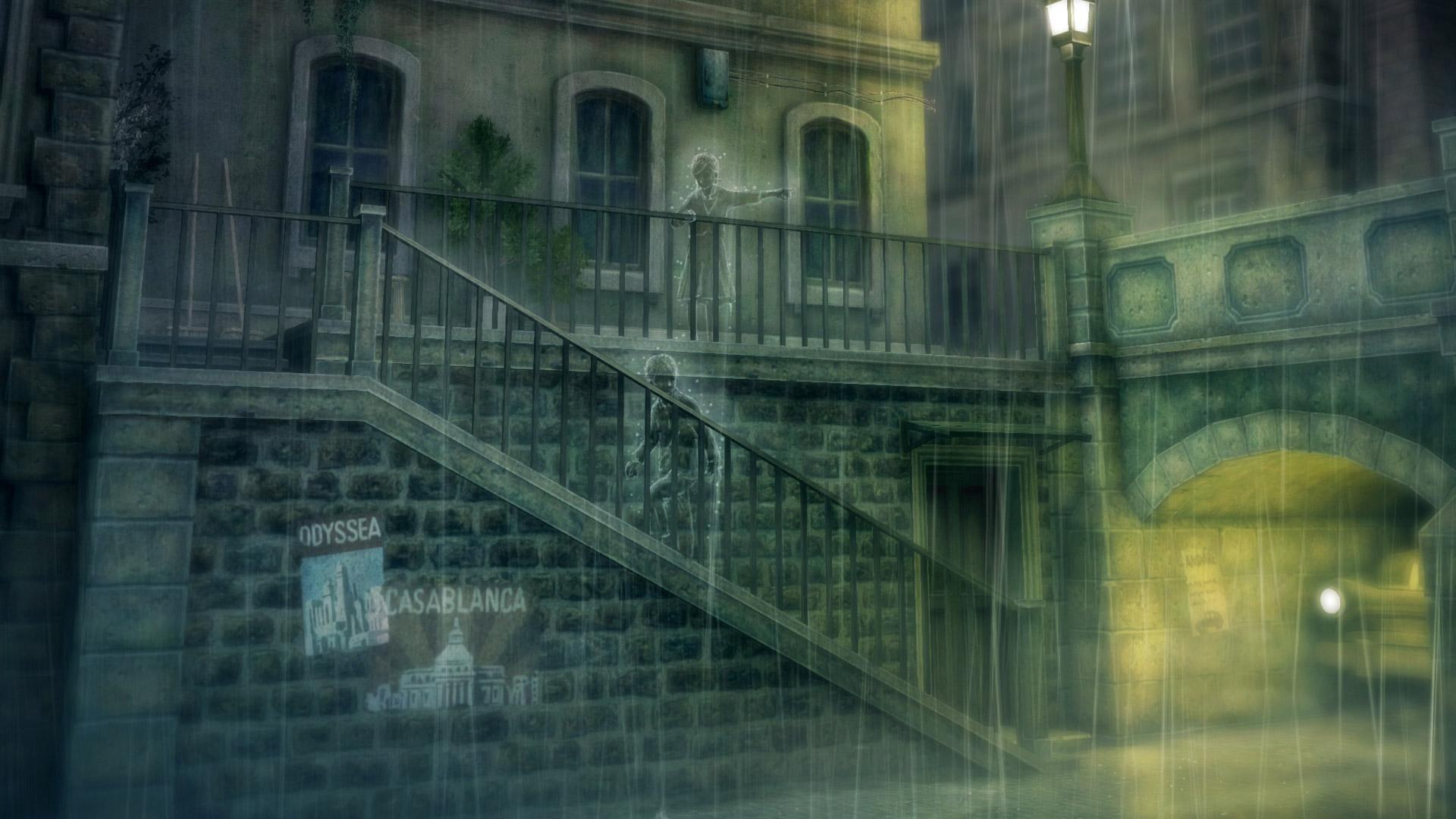 Rain wallpaper 4