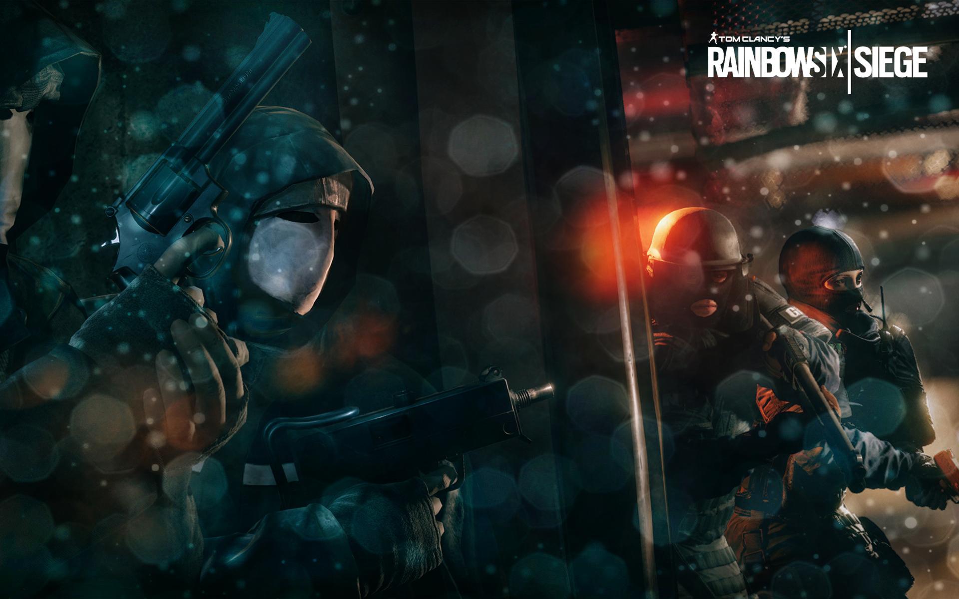 Rainbow Six Siege background 1