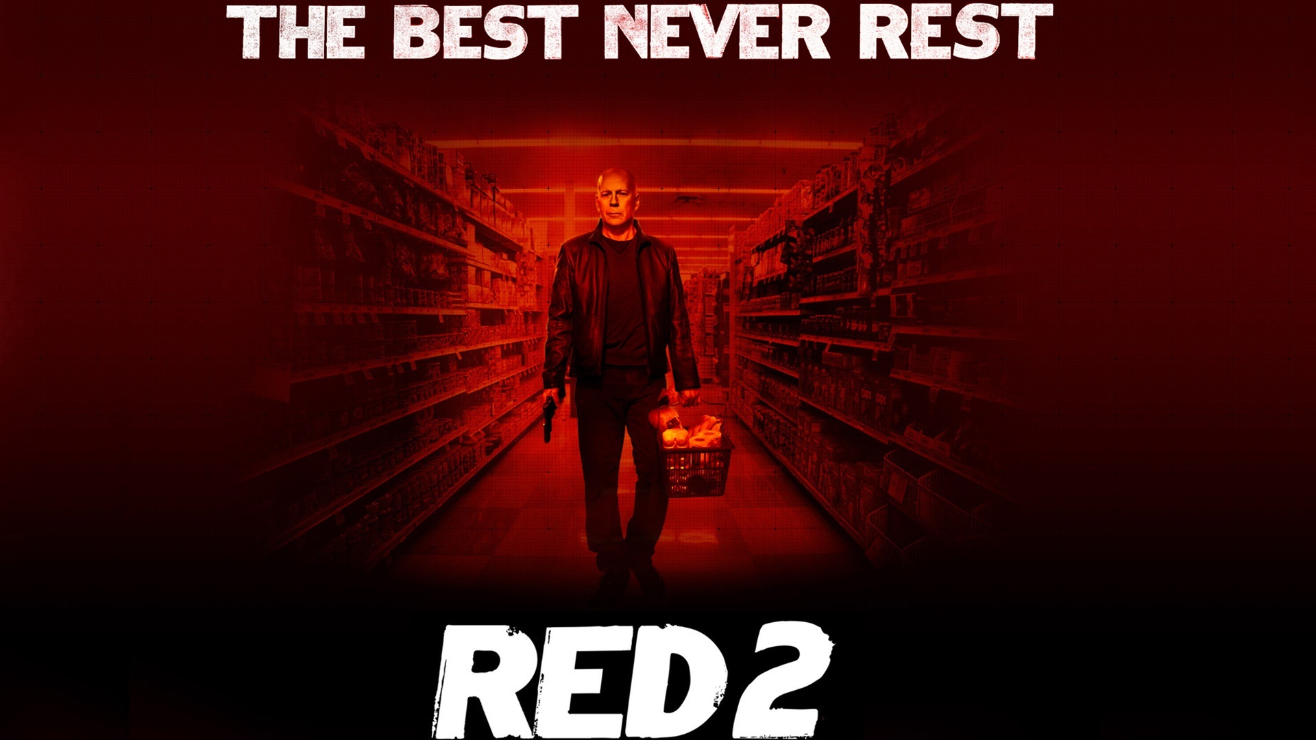Red 2 wallpaper 1