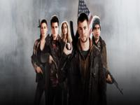 Red Dawn wallpaper 2
