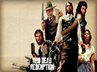 Red Dead Redemption wallpaper 1