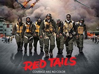 Red Tails wallpaper 1