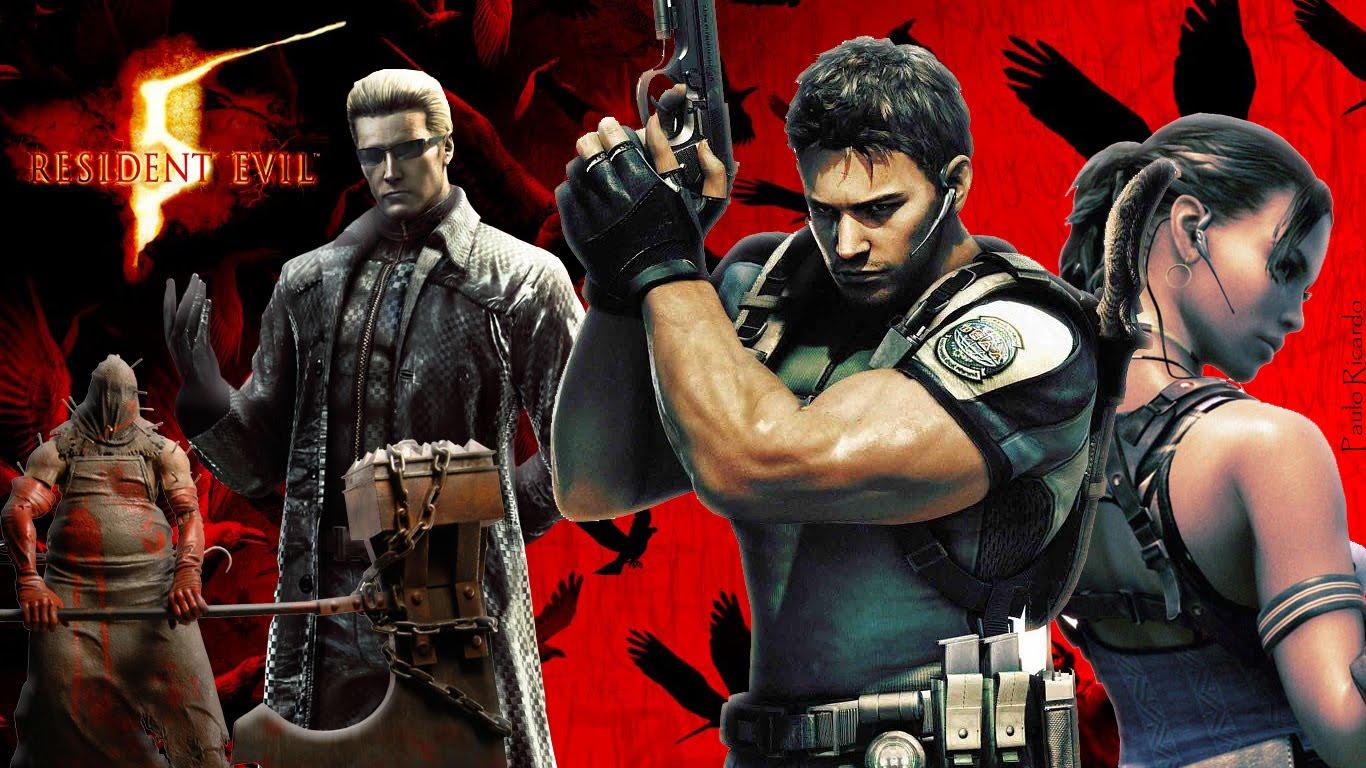 Resident Evil 5 wallpaper 6