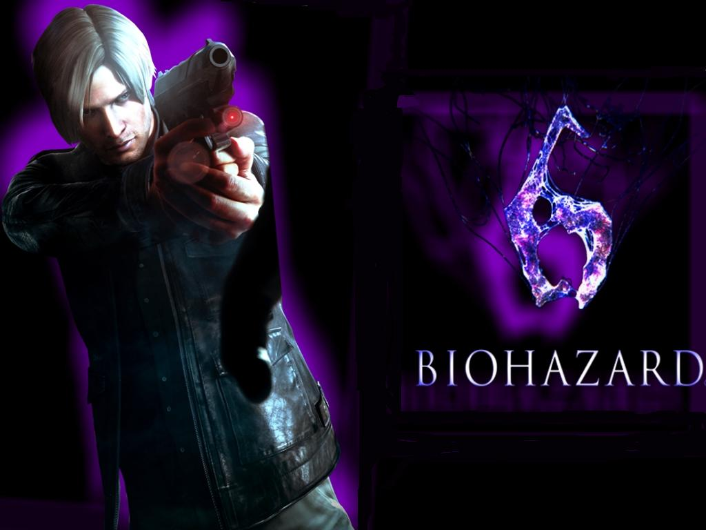 Resident Evil 6 wallpaper 1