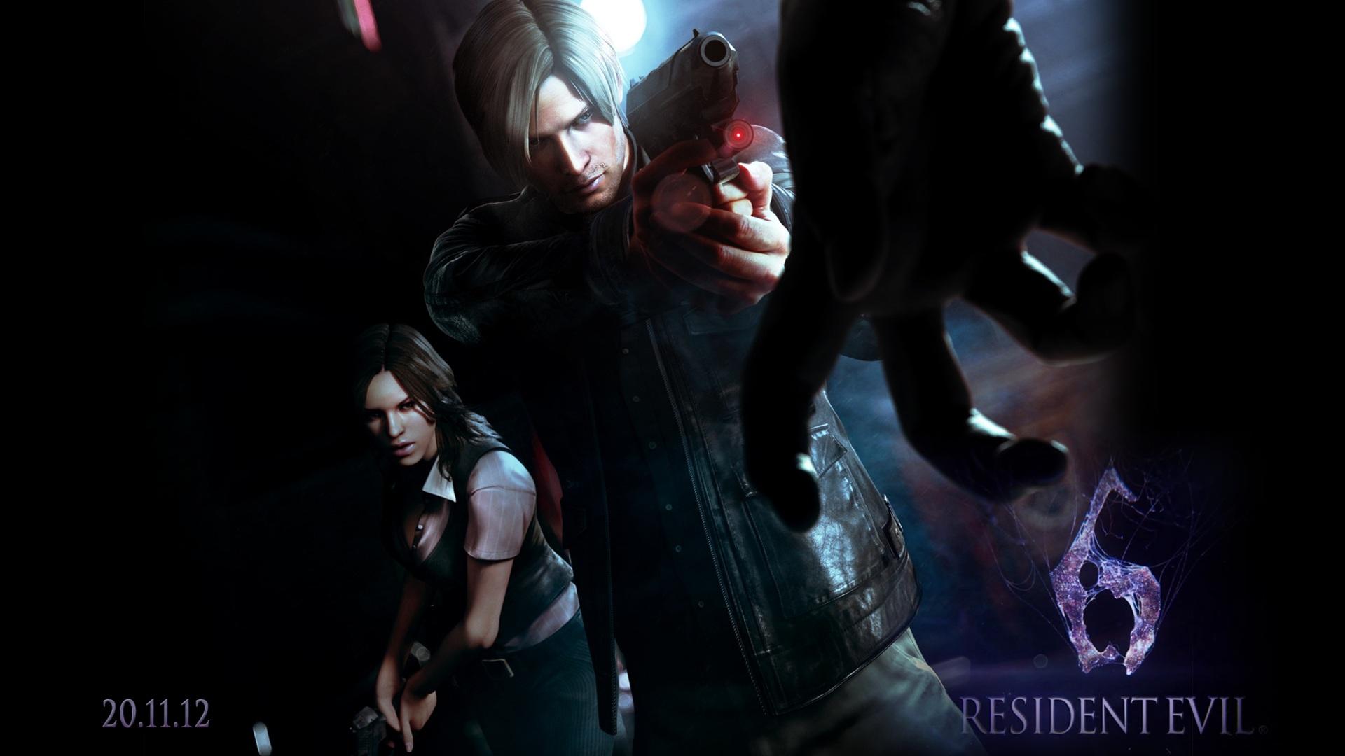Resident Evil 6 wallpaper 3