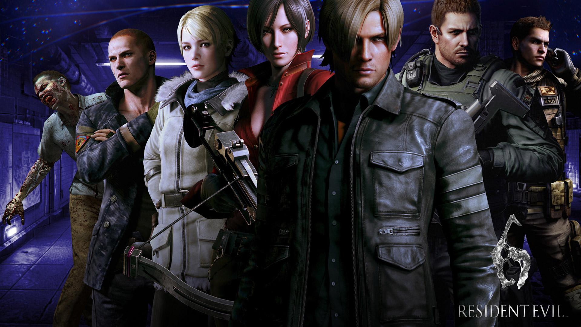 Resident Evil 6 wallpaper 7