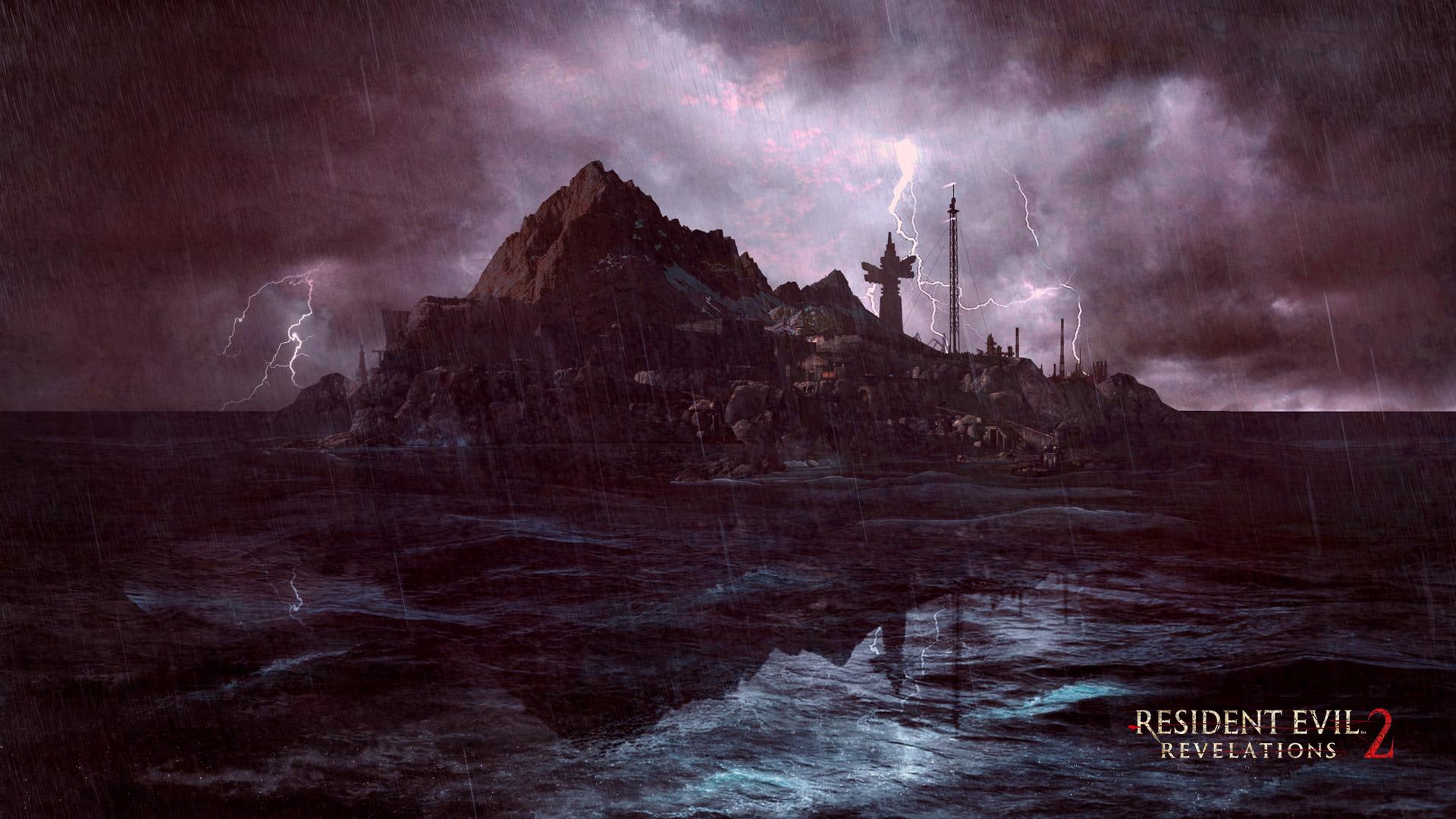 Resident Evil Revelations 2 wallpaper 2