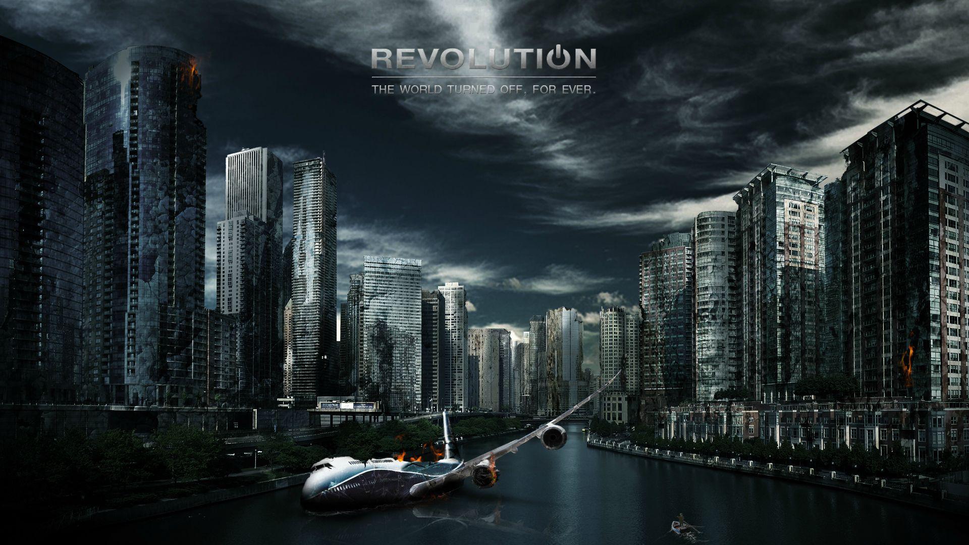 Revolution wallpaper 1
