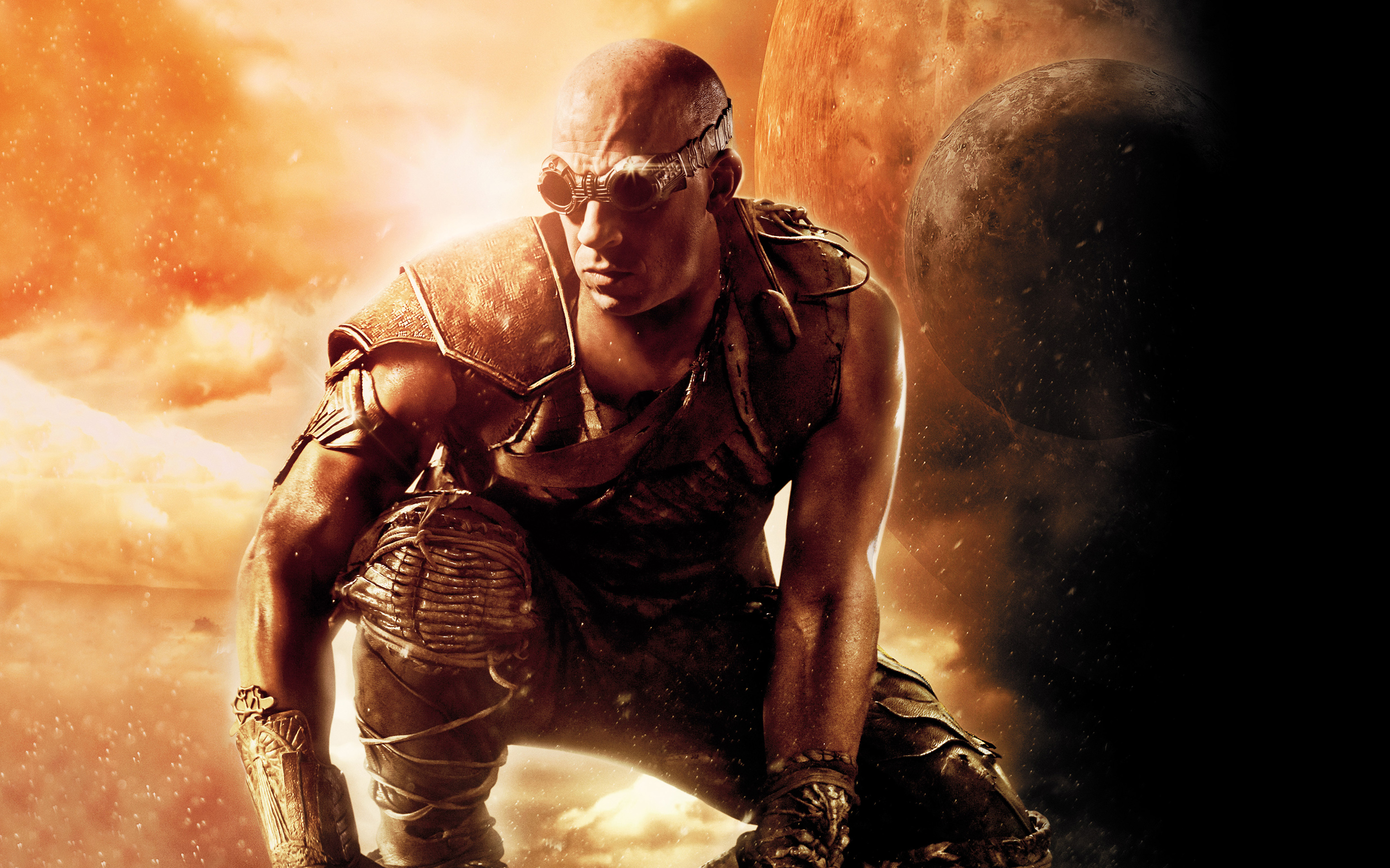 Riddick wallpaper 2