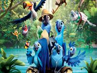 Rio 2 Movie wallpaper 2