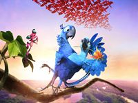 Rio 2 Movie wallpaper 5
