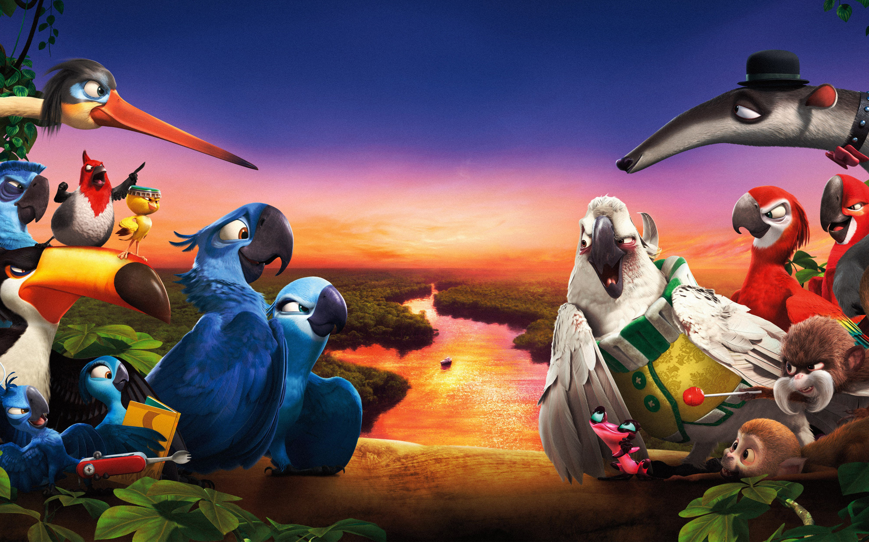 Rio 2 Movie wallpaper 1