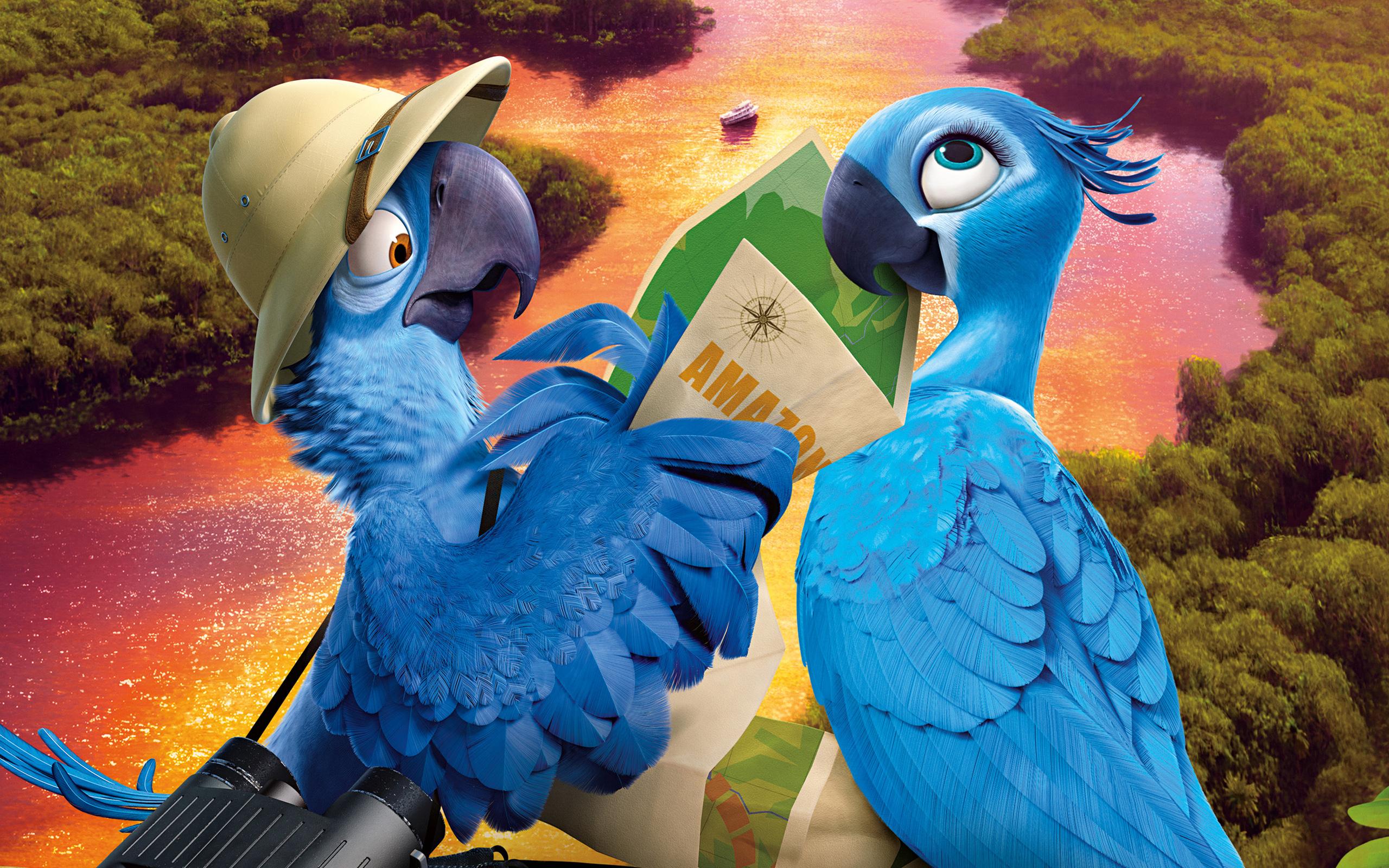 Rio 2 Movie wallpaper 4