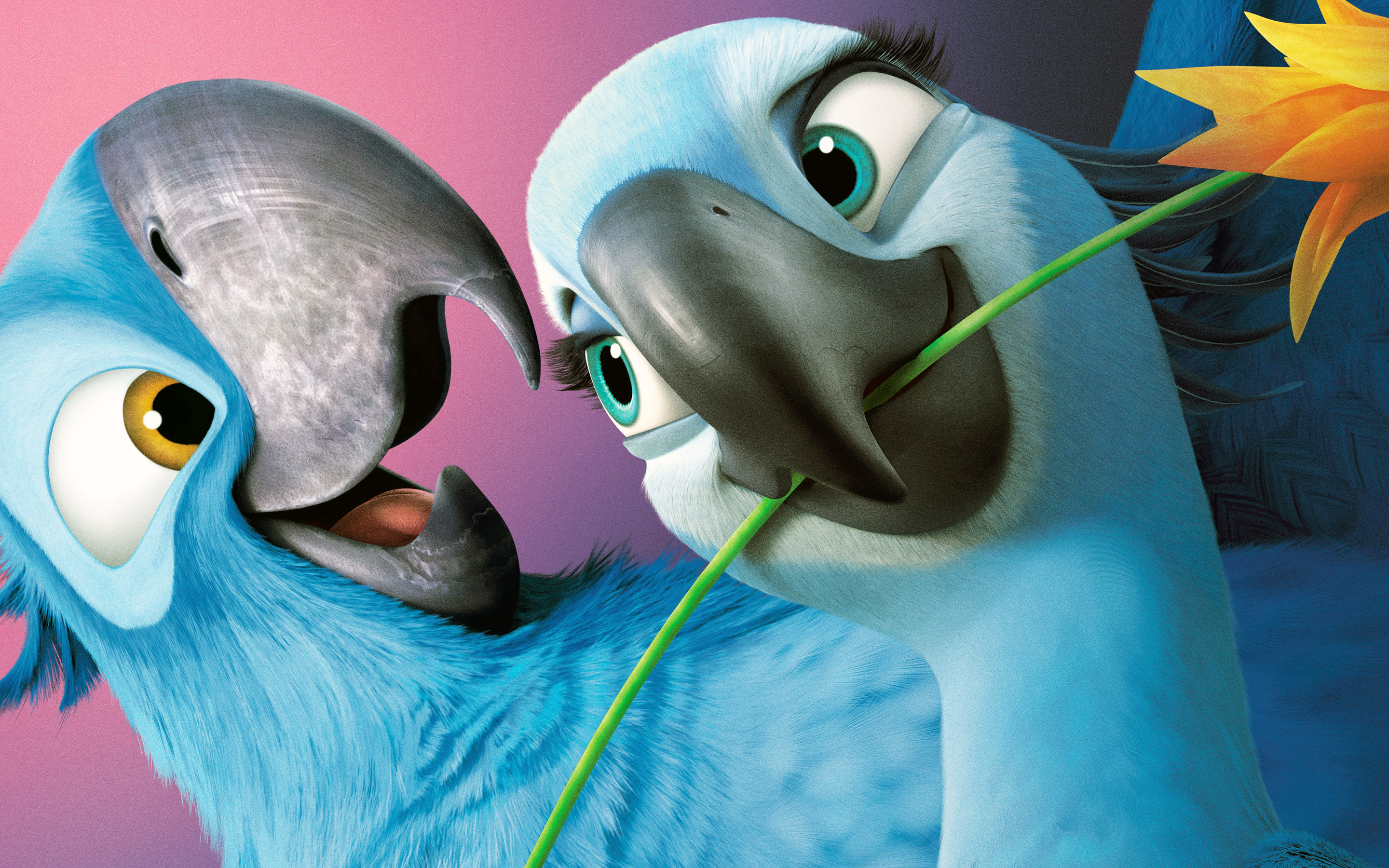 Rio 2 Movie wallpaper 6