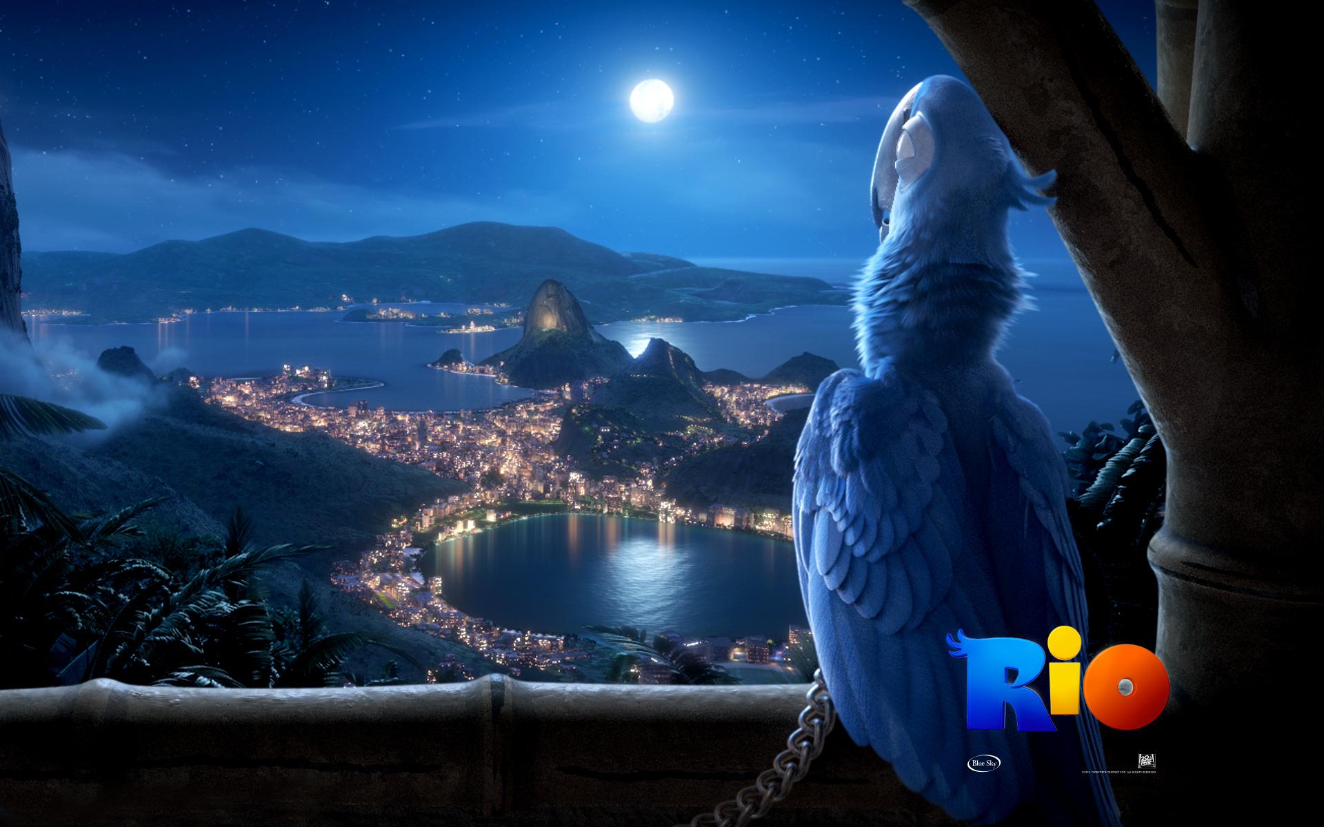 Rio Movie wallpaper 1