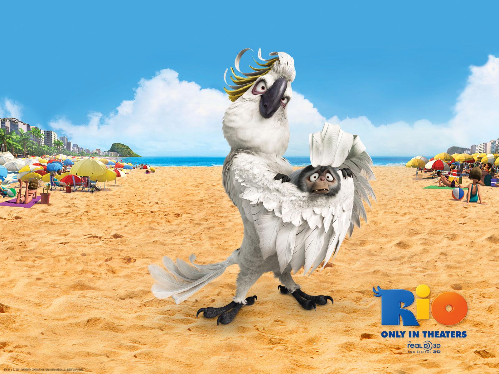 Rio Movie wallpaper 4