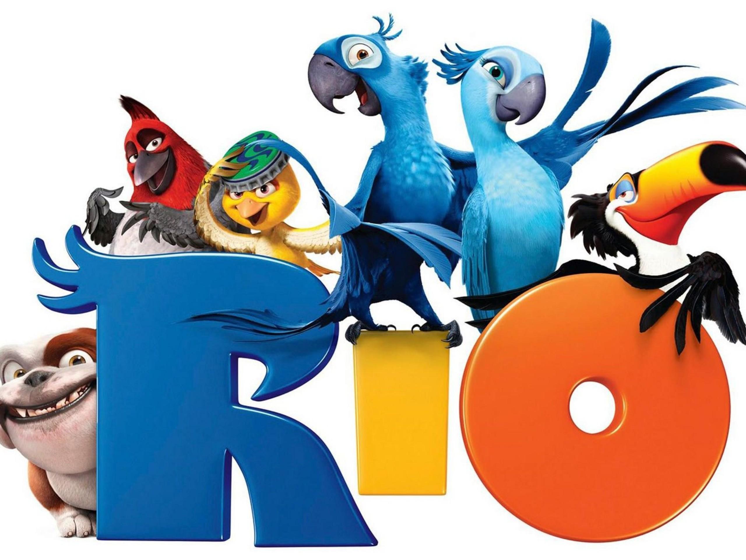 Rio Movie wallpaper 9