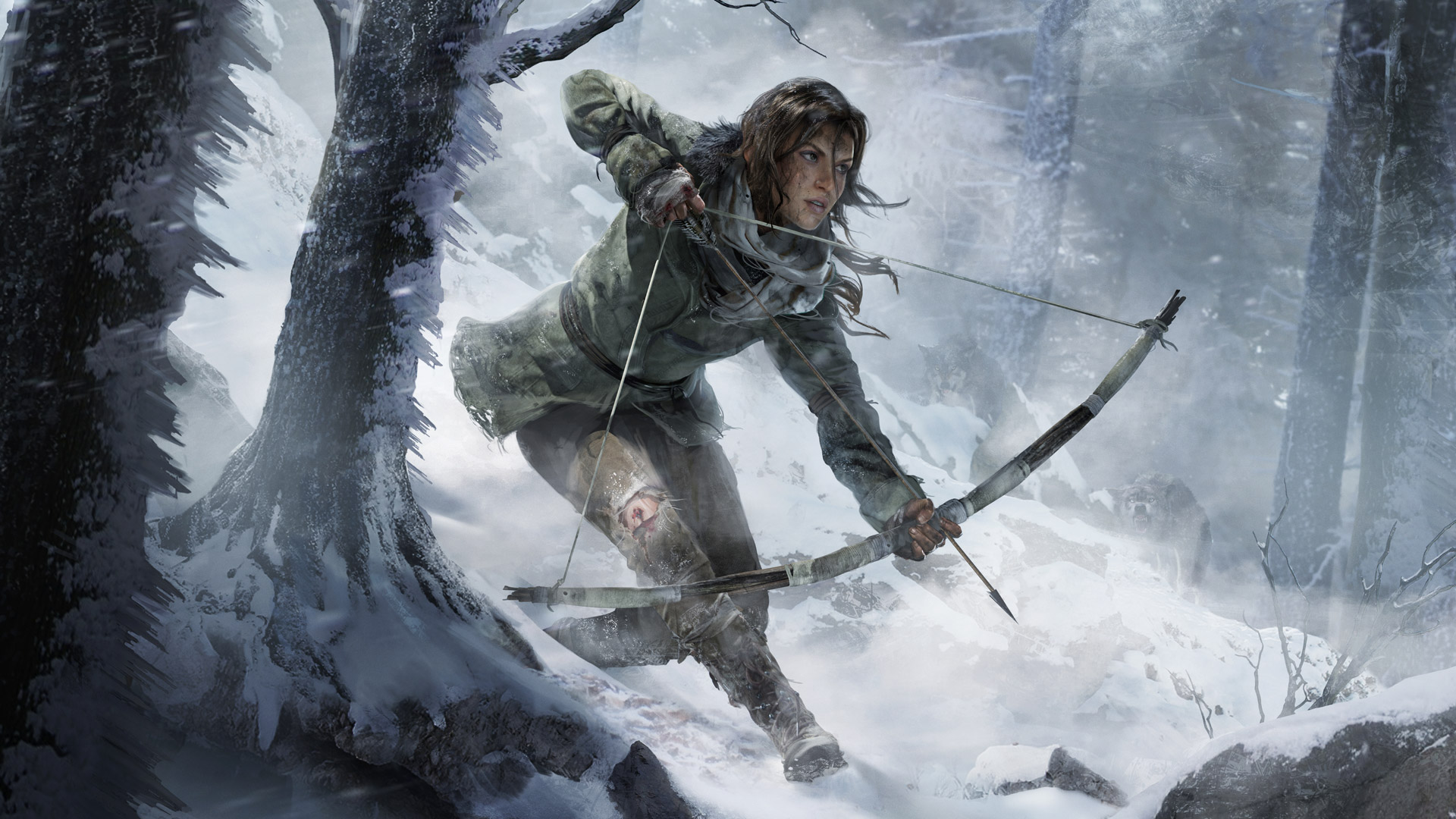 Rise of the Tomb Raider wallpaper 1