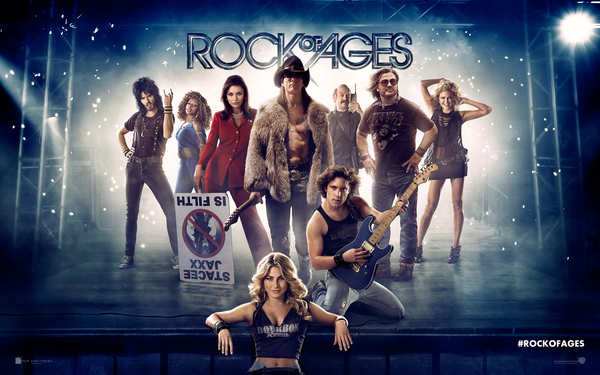 Rock of Ages wallpaper 3