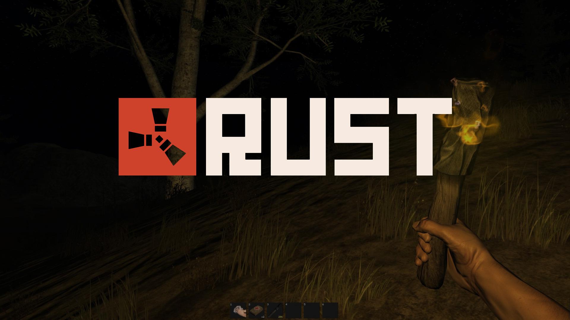 Rust wallpaper 3
