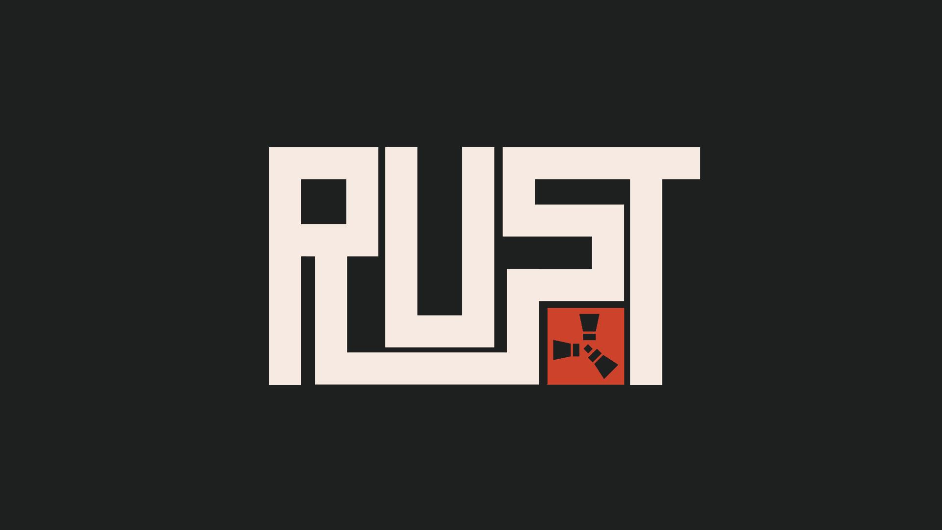 Rust wallpaper 5