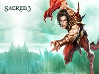 Sacred 3 wallpaper 2